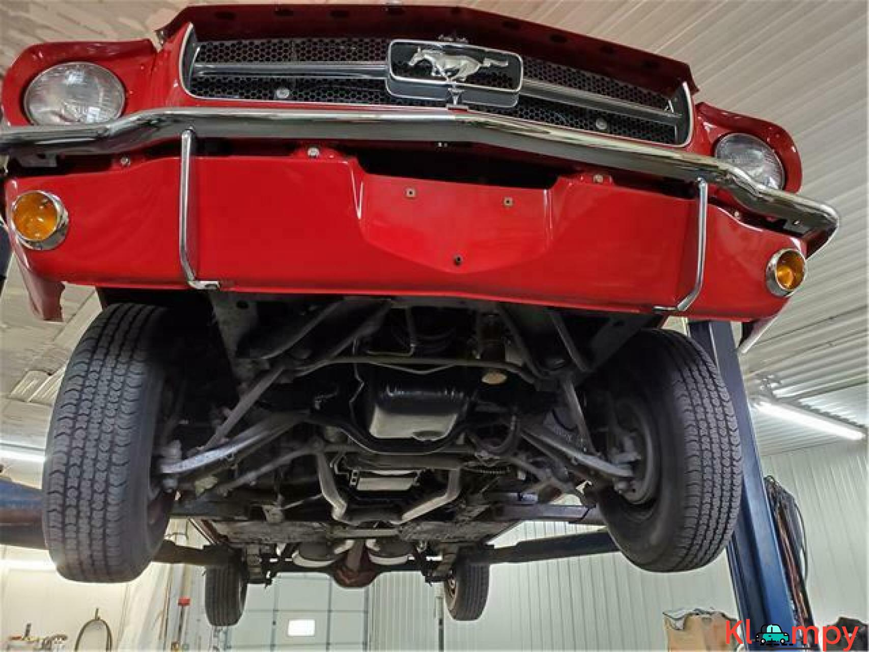 1965 Ford Mustang Rear Wheel Drive - 18/20