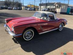 1962 Chevrolet Corvette Numbers Matching 340hp - Image 1/20