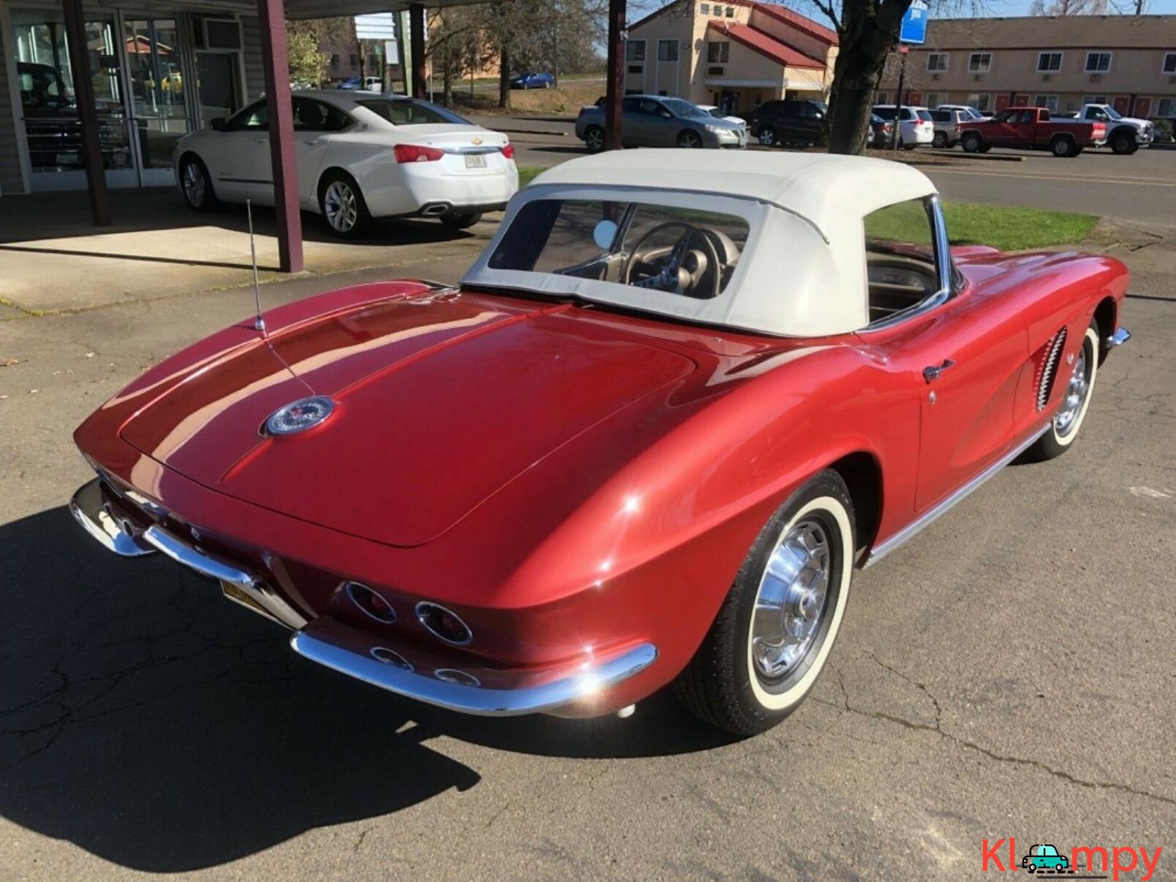 1962 Chevrolet Corvette Numbers Matching 340hp - 10/20