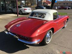 1962 Chevrolet Corvette Numbers Matching 340hp - Image 10/20