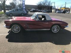 1962 Chevrolet Corvette Numbers Matching 340hp - Image 13/20