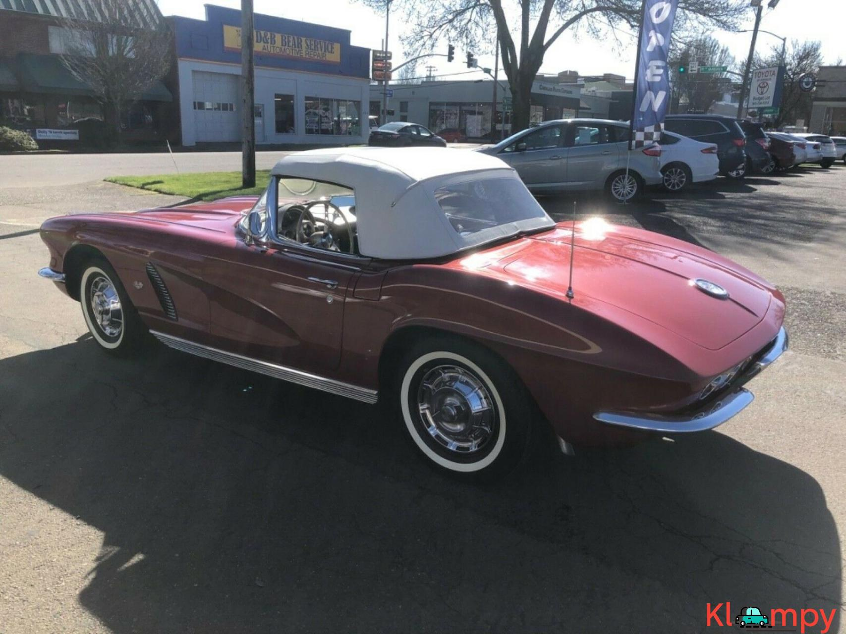 1962 Chevrolet Corvette Numbers Matching 340hp - 14/20