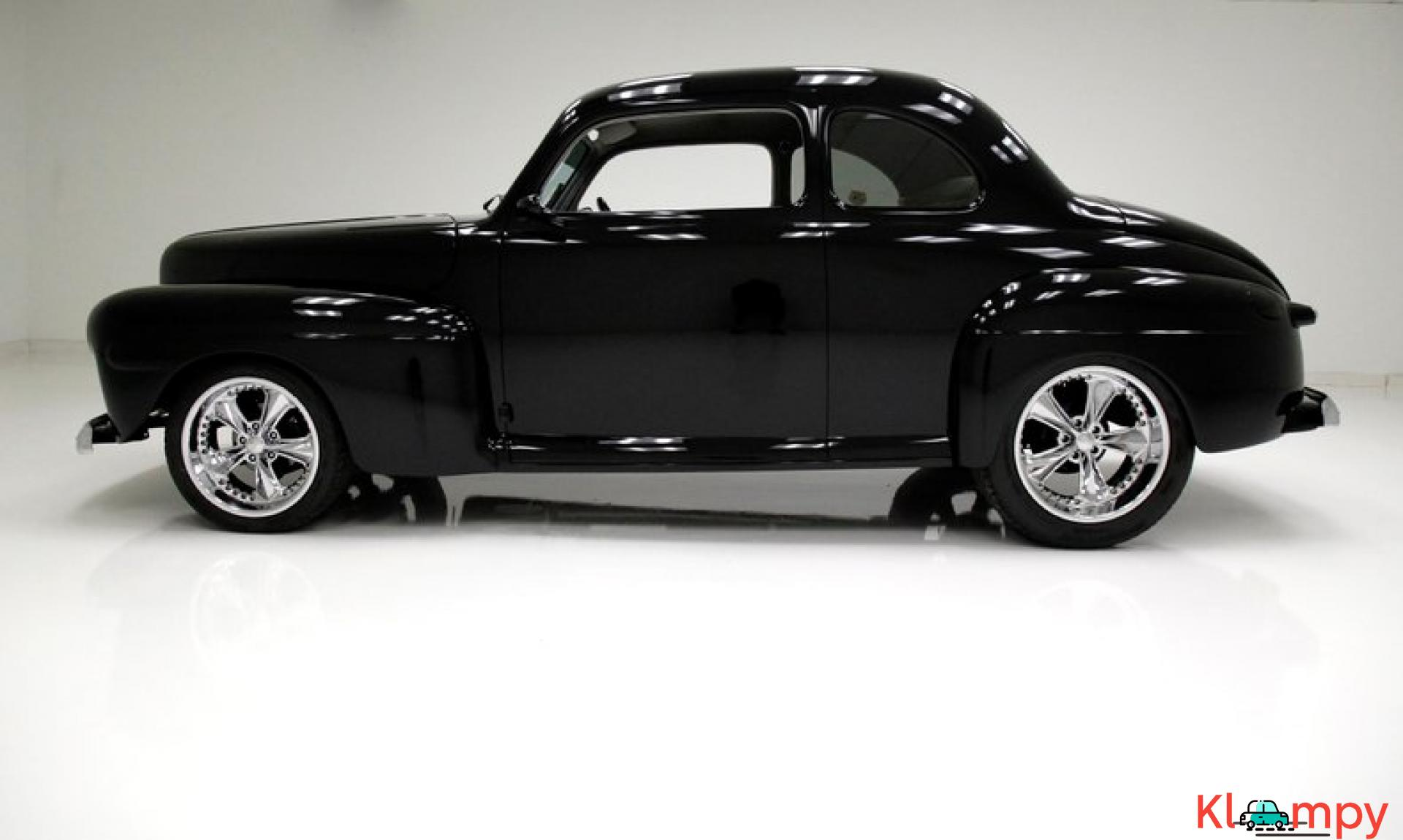 1948 Ford Super Deluxe Coupe 350 Powertrain - 2/20