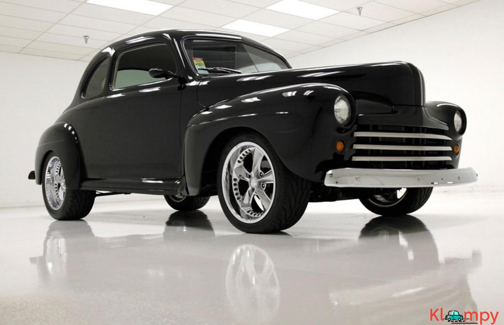 1948 Ford Super Deluxe Coupe 350 Powertrain - 6/20