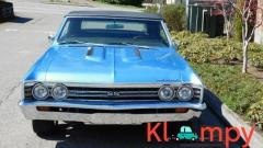 1967 Chevrolet Chevelle Convertible SS 396 A/C Tribute
