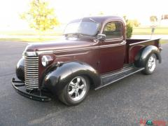 1940 Chevrolet Other Pickups Rust Free