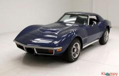1972 Chevrolet Corvette Coupe Numbers Matching 350ci