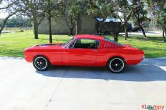 1966 Ford Mustang Fastback Full Restoration