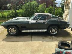 1967 Chevrolet Corvette 327 L79 Coupe