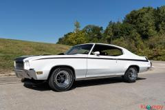 1970 Buick GSX Stage 1 Numbers Matching V8
