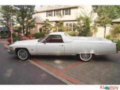 1976 Cadillac Coupe DeVille Fully Restored