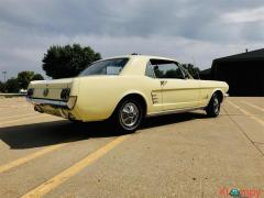 1966 Ford Mustang All Original