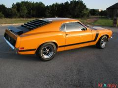 1970 Ford Mustang Boss 302 Restored