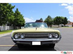 1964 Mercury Park Lane Original Rwd