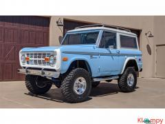 1975 Ford Bronco 4 Barrel Carb Manual