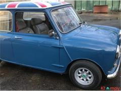 1967 MINI Mark II Fwd Blue
