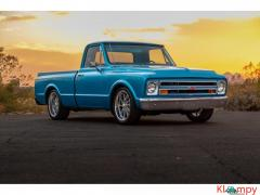 1967 Chevrolet C10 Short Bed Pickup