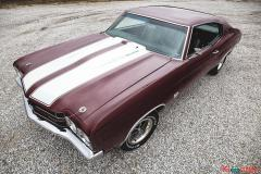 1970 Chevrolet Chevelle SS 396 Big Block V8