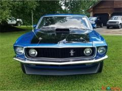 1969 Ford Mustang Mach 1 460 hp Rwd