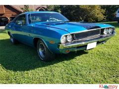 1970 Dodge Challenger RT Hemi Six Pack
