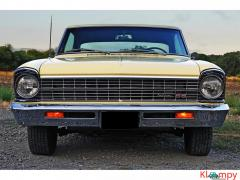 1967 Chevrolet Chevy II Nova SS Manual