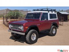 1976 Ford Bronco V8 320 hp