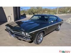 1969 Chevrolet Chevelle SS L-78 numbers matching