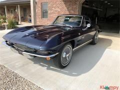 1964 Chevrolet Corvette Daytona Blue