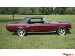 1967 Ford Mustang 302 V8 SMALL BLOCK