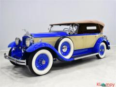 1931 Packard 833 3-speed manual