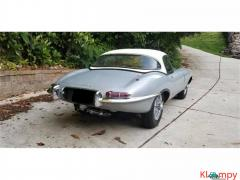 1966 Jaguar E-Type Roadster Matching