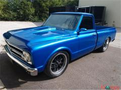 1967 Chevrolet Pickup 6-liter LS engine
