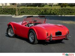 1962 Superformance Cobra Monza Red 289