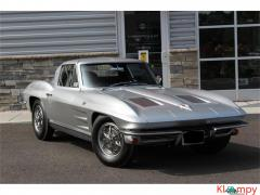 1963 Chevrolet Corvette Frame Off