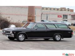 1967 Chevrolet Chevelle 396 Numbers Matching
