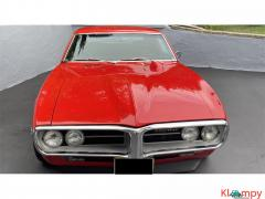 1967 Pontiac Firebird Coupe 467 Stroker kit
