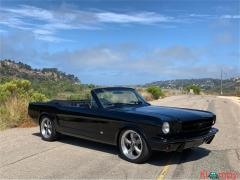 1965 Ford Mustang resto-mode