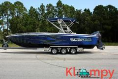 1993 Wellcraft Scarab 302 Sport VX250 Engine
