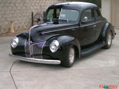 1940 Ford Standard Coupe 383 Stroker Engine