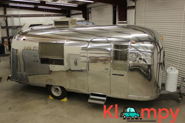 1968 Airstream Safari Very original Vintage 22 - 1/12