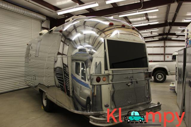 1968 Airstream Safari Very original Vintage 22 - 5/12
