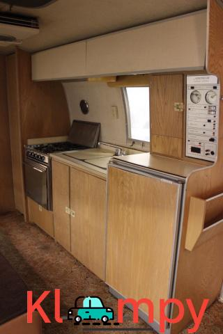 1968 Airstream Safari Very original Vintage 22 - 7/12