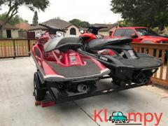 2014 Yamaha Two Jet Skis GX1800 & VX1100
