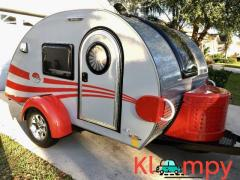 2017 Little Guy Teardrop Camper TAG XL MAX 13 Feet - Image 1/11