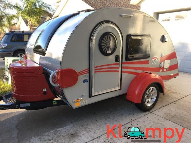 2017 Little Guy Teardrop Camper TAG XL MAX 13 Feet - 4/11