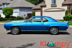 1969 Chevrolet Camaro Numbers Matching Z28 Documented