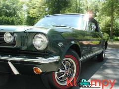 1966 Ford Mustang K code GT & Pony Interior 271Hipo 289 CI