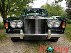 1967 Rolls-Royce Silver Shadow 4 door