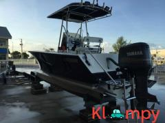 2000 Contender OX66 200hp 21 CENTER CONSOLE Fiberglass
