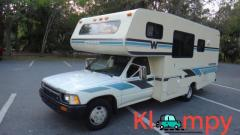 1992 Toyota Winnebago Rv Motor Home Automatic v6 Motor